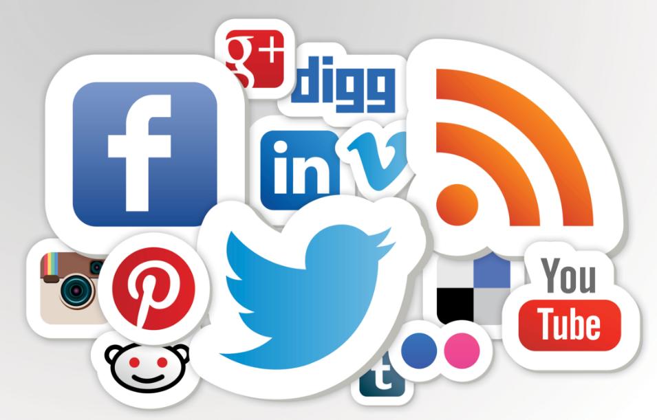 social media for top 10 google ranking