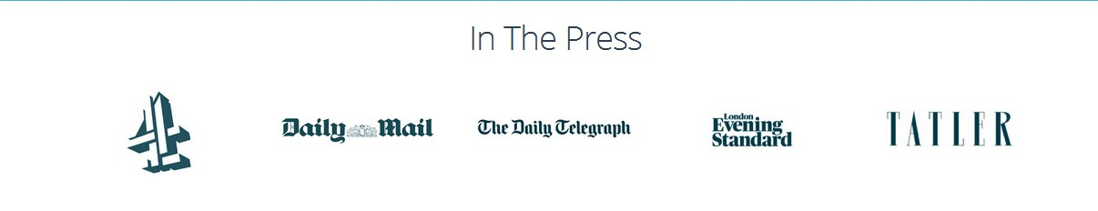cadogan clinic in the press